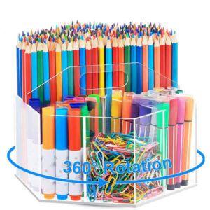 Wholesale Acrylic Pencil Holder