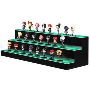 Wholesale Light Up Display Stand, Action Figure Display Shelf